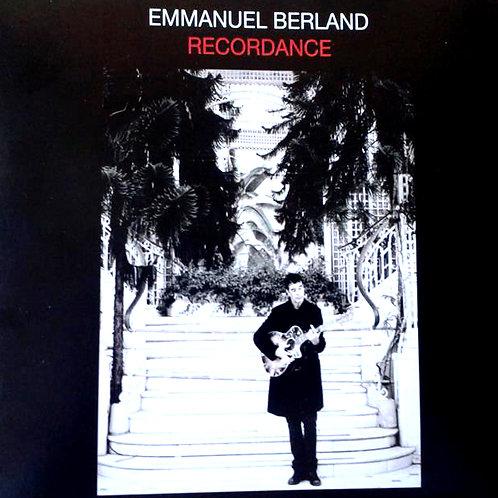 CD Recordance - Emmanuel Berland