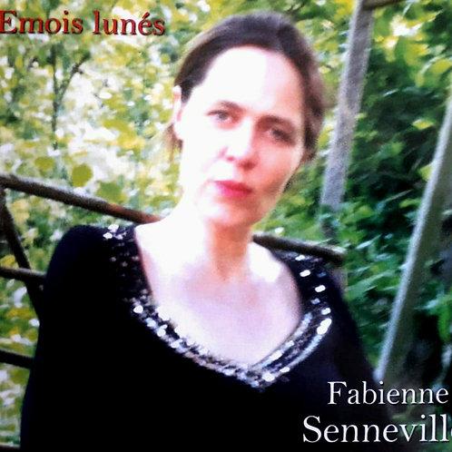 CD Emois lunés - Fabienne Senneville