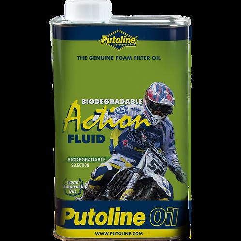 Putoline bio filter olie(groen)