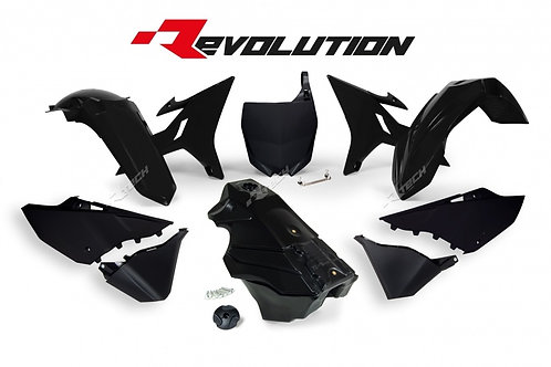 RACETECH Revolution Plastic Kit YZ125 YZ250 02-18