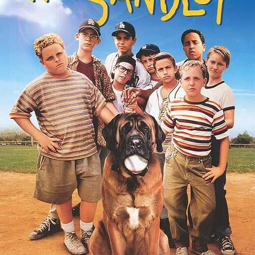 The Sandlot-Outdoor Movie Night!