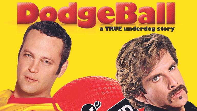 Outdoor Movie Night-Dodgeball!