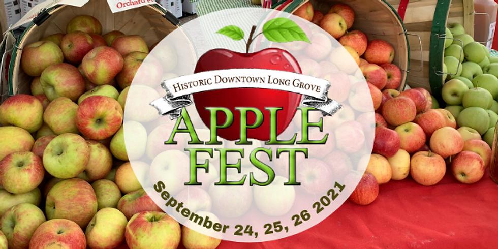 Long Grove's Apple Fest