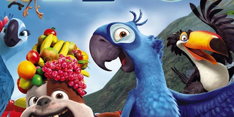 Rio-Outdoor Movie Night!