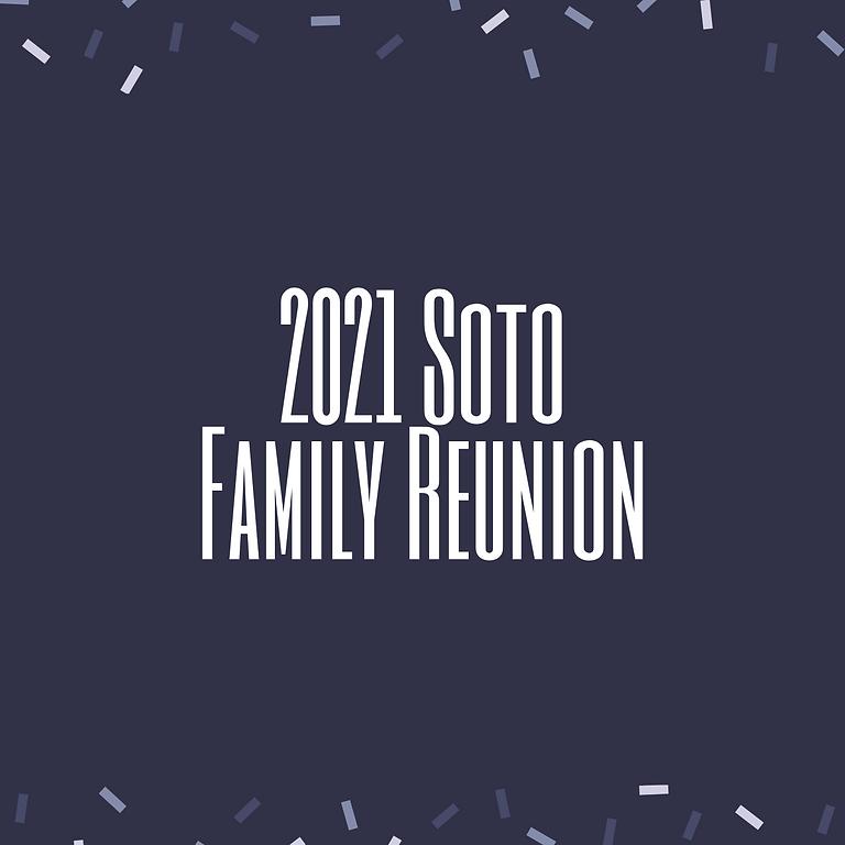 Soto Family Reunion