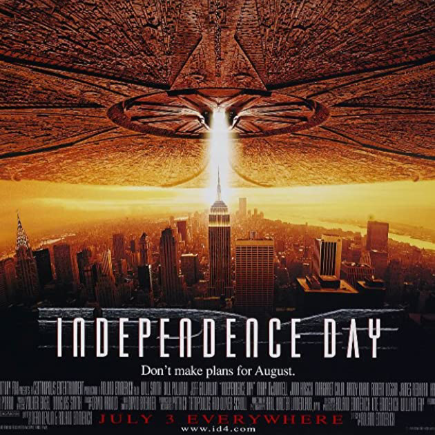Independence Day-Outdoor Movie Night!