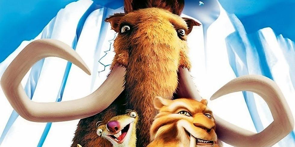Ice Age-Outdoor Movie Night!