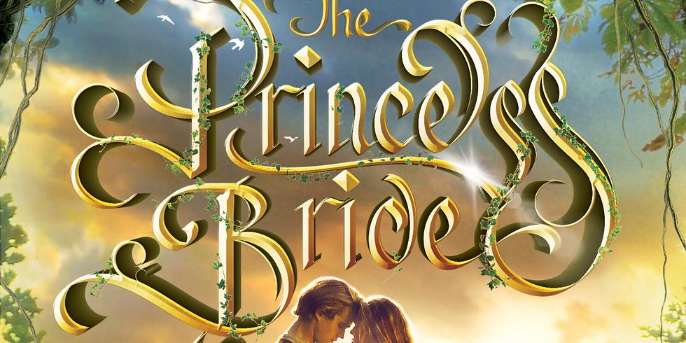 Outdoor Movie Night-The Princess Bride!