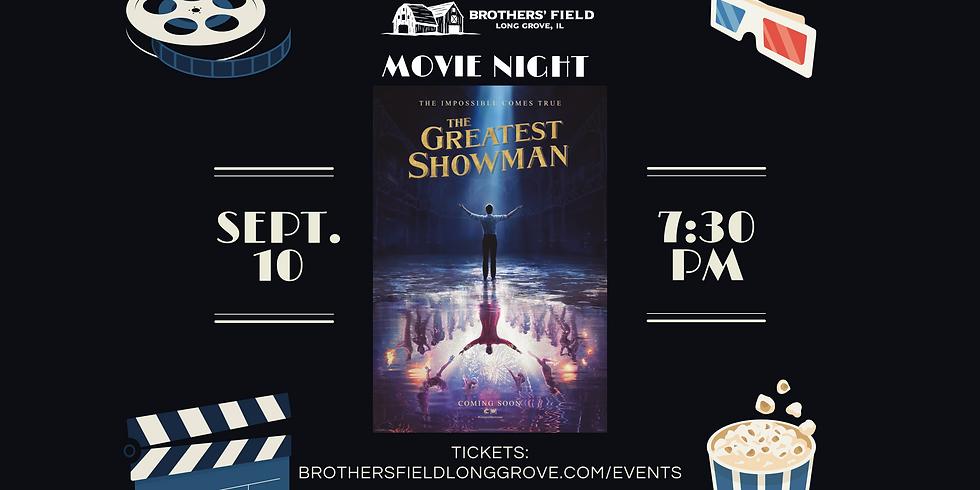Movie Night-The Greatest Showman