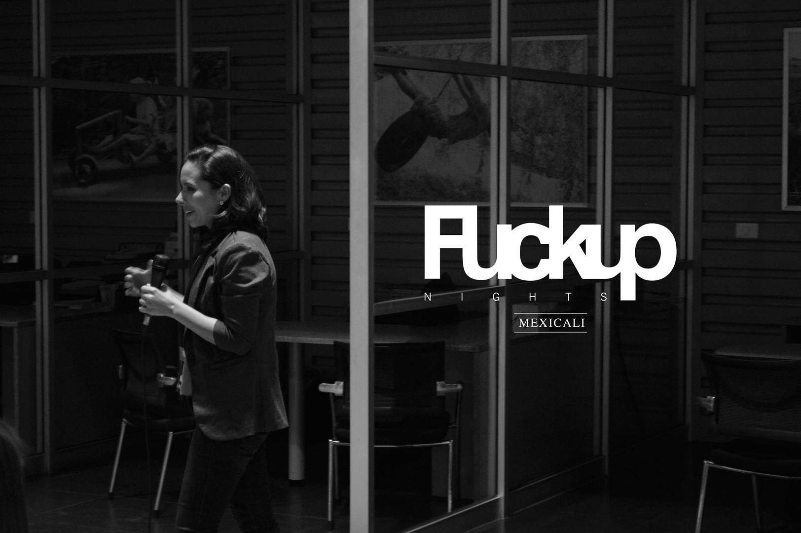 Fuckup Nights 2017