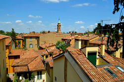 Roofs of Bologna