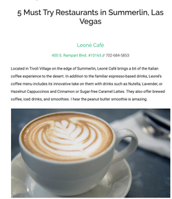5-Must Try Restaurants in Summerlin (Las Vegas)