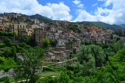 Pettorano sul Gizio, Italy