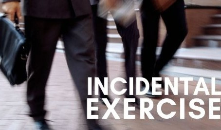 Does Incidental Exercise Help?