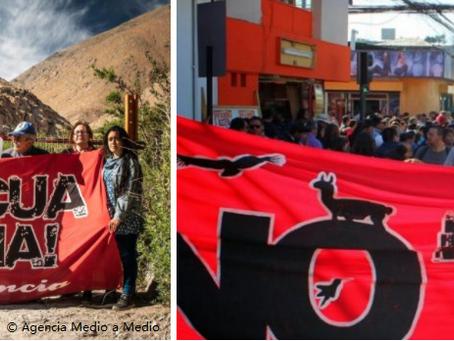 Chile dice NO al Acuerdo de Escazú