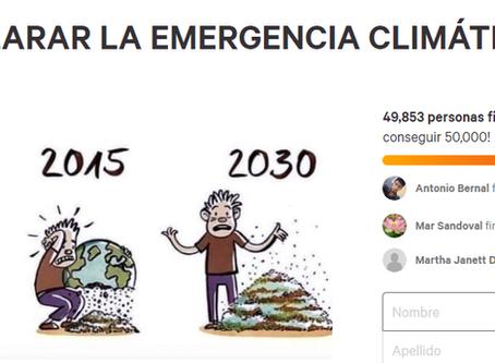 Cambiemos el sistema NO el clima