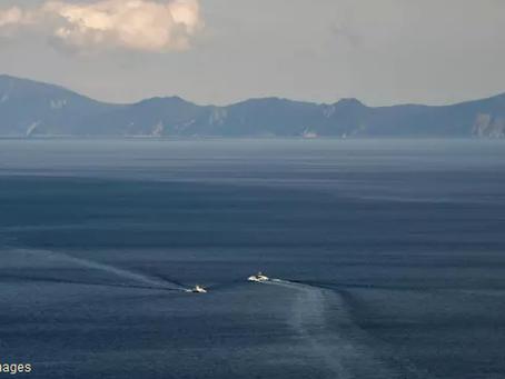Desaparece isla en Japón por el deshielo de los polos