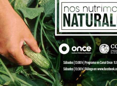 """Ya  disponible """"Naturaleza"""", la serie para aprender de nuestra herencia alimentaria"""