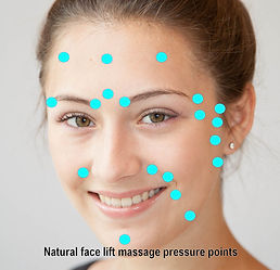 Your facial acupressure points yet did