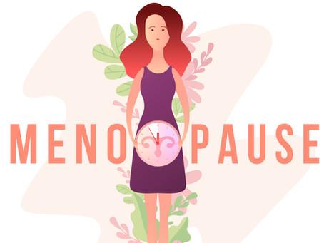 Menopause, mindfulness and socks