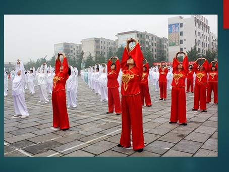Ba Duan Jin Qi Gong Practice Guide