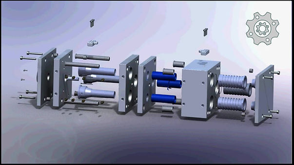 Maquinarias de Inyección Nuevos y Usados