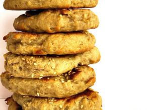 Nutritious Sugar-Free Teff Cookies (vegan)