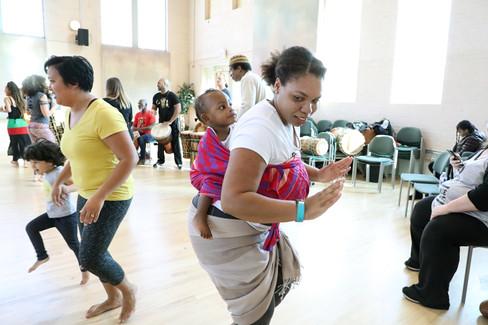 Dance Your Baby! Bandan Koro