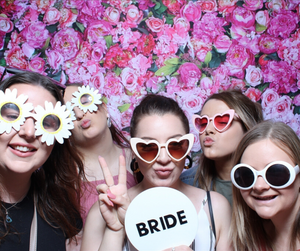 photo booth at Inglewood Inn Adelaide Hills