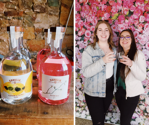 The Barossa Gin Company at the Spring Gin Fling event