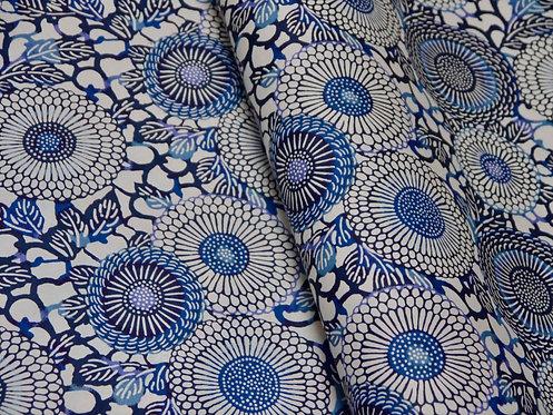 Tournesol - grandes fleurs - bleu