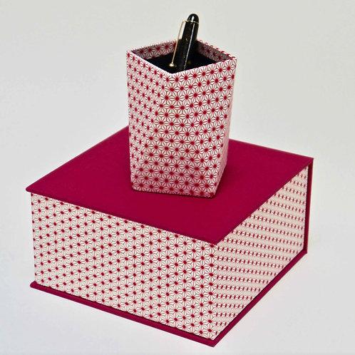 Pot à crayons - Assanoha
