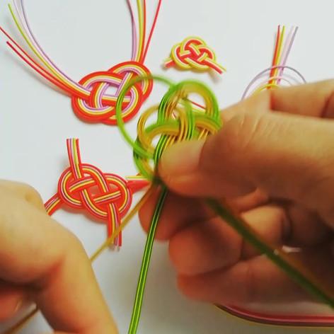 Réalisation d'un nœud Umé