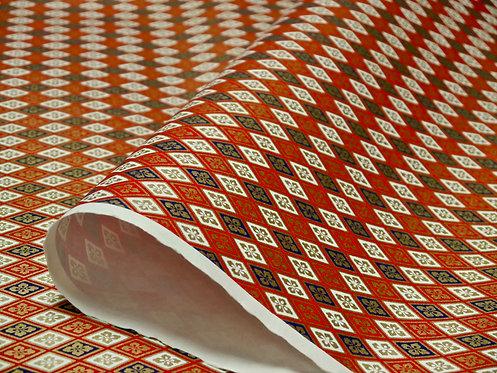 Losange tricolore