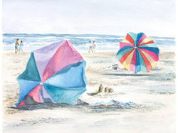 Chincoteague Umbrellas