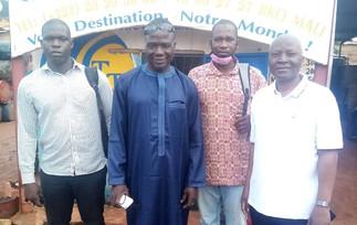Village Leaders Travel to Mali