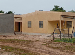 Teachers Housing is Complete!