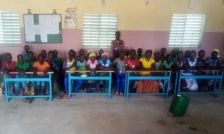Students in Konkourona are Thriving!