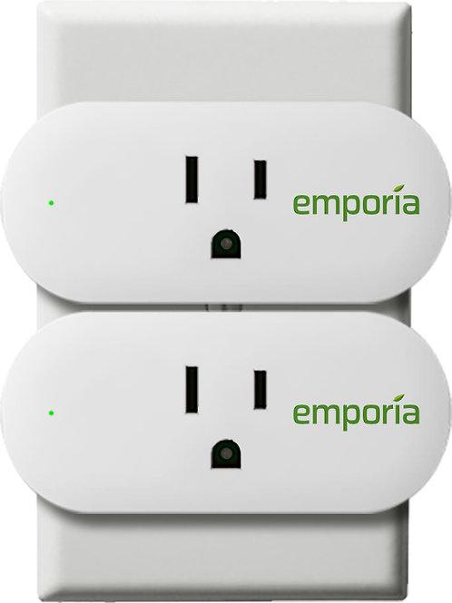 Smart Outlet 15A paquete de 4 unidades