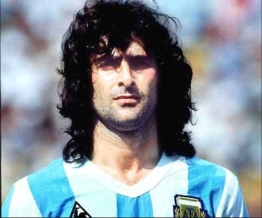 Mario Kempes und das argentinische Fußball WM Drama