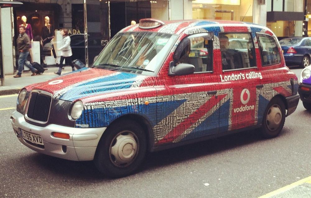 London calling - Lili Bach Blog