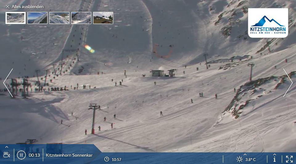 Kitzsteinhorn - Keine Nachrichten sind gute Nachrichten