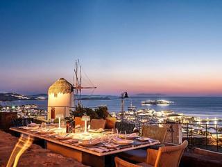 Mykonos - Nirvana der griechischen Milliarden