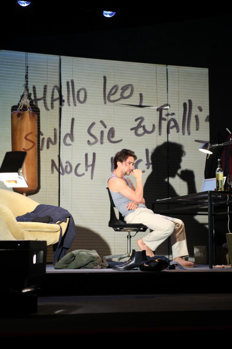 Warteschleife im Chatroom - Lili Bach Blog