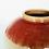 Thumbnail: Pink and Cream Glazed Vase