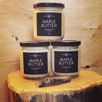 Pure 62: Fresh Maple Butter