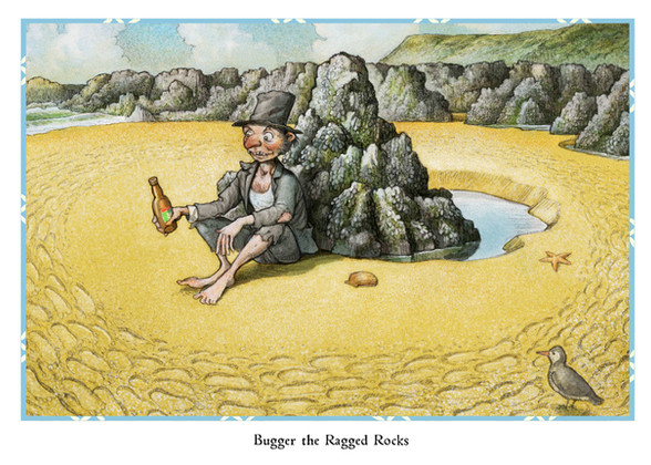 Bugger the Ragged Rock