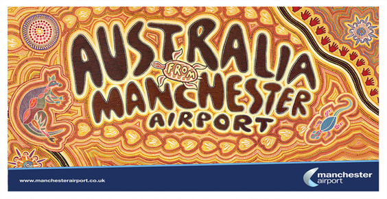 MANCHESTER AIRPORT Ad campaign