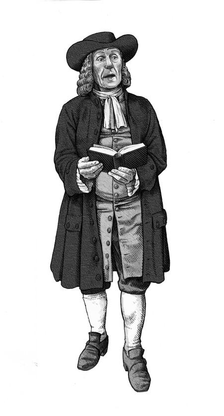 Quaker Preacher