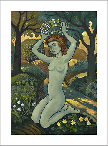 PRIMAVERA Signed Limited Edition Giclee Print